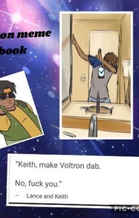 Voltron meme book by PattonPendingPidgeon
