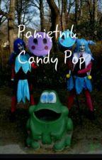 Pamiętnik ~ Candy Pop  by Natsuzusu
