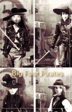 Big Four Pirates by danidance1D