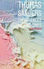 Sanders sides-Imagines, preferences & one shots by RosaPenn