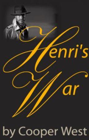 Henri's War by Cooper-West