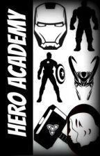 Hero Academy by Josie_Trudgeon