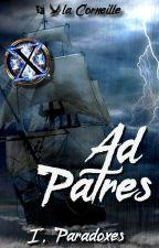 Ad Patres by Cornelia-Corneille