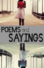 Poems & Sayings by Cheshiire