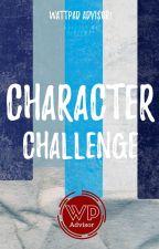 #CharacterChallenge by WP_Advisor