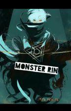 Rin Man [Tome I] - Creepypasta  by Rin_Man