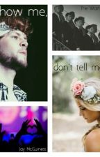 Show me.. don't tell me. - The Wanted [On Hold] by IntoDrummersAsh