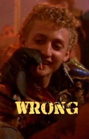 Wrong   Marko by skylarstyles56