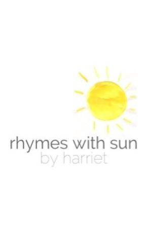 Rhymes With Sun by idkradd