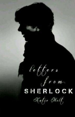 Letters From Sherlock by Pidgeon-