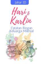 Hari & Karlin | Fiksimini by SkylightBooksID