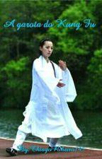 A garota do Kung Fu by ThiagoRibeiro145