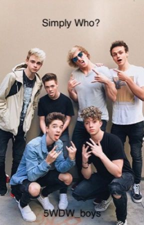 Simply Who? (WDW FanFic) COMPLETED by 5WDW_boys
