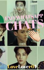 EXO WhatsApp Chats by LoveLover01