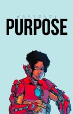 Purpose ▼ Marvel by wavyonce