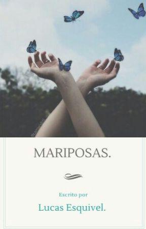 Mariposas. by LucasDiMaciel