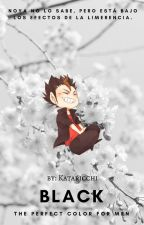Black, the perfect color for men  *ASANOYA* by kataricchi