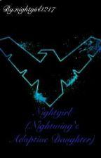 Nightgirl (Nightwing's Adoptive Daughter)  by nightgirl1217