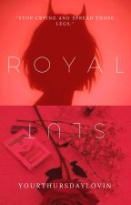 Royal Slut | Verkwan | Sequel To Lustful Innocence | by YourThursdayLovin