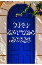 Kpop Dating Doors by springjunep