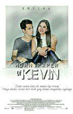 """ Worn Paper Of Kevin, "" by ErvinaES20"
