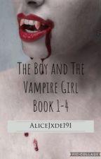 The Boy & The Vampire Girl |BTS Jungkook x Vampire Knight| Book 1 by AliceJxde191