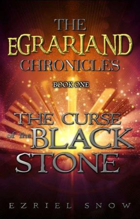 The Curse of the Black Stone (Fantasy Adventure) by Ezrielsnow147