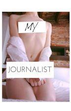 Мой журналист. by AloizMoon