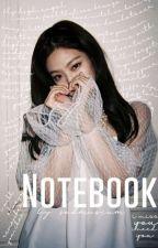 Notebook || chaennie™ [✔️] by sadmuseum