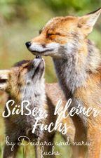 Süßer kleiner Fuchs #Naruto SasuNaru by -SasoDei