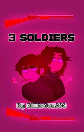 3 Soldiers (Tord X Paul X Patryck X Reader)  by Princessskennyy