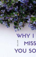 why i miss you so - mgc + lrh by chichiyaku