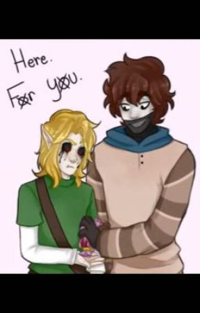 Ticci Toby x BEN DROWNED (a Ticci DROWNED fanfic) by BrokenLion
