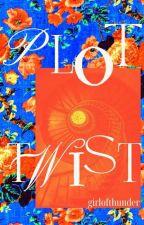 Plot Twist [GEORGE WEASLEY] by girlofthunder