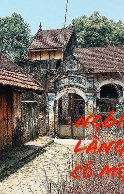 Ngôi làng Cổ mộ
