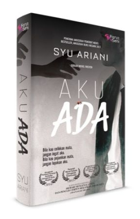 Novel: Aku Ada by SyuAriani