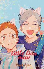 Little lion man by LeticiaGoimil
