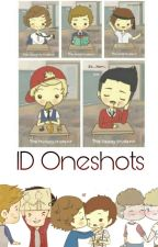1D OneShots by AubreyGreanch