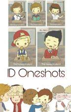 1D OneShots by AubreyGreanch