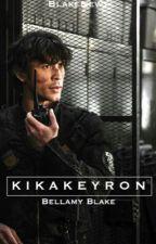 K I K A K E Y R O N // Bellamy Blake by BlakeNewt