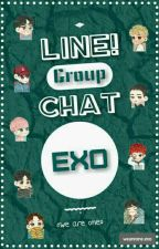 LINE! Group Chat EXO by xDyosoo