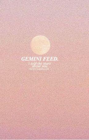 GEMINI FEED ▷ POE DAMERON by reystarkiller