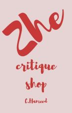 Zhe Critique Shop  by cupofsass