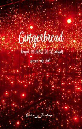 Gingerbread  / chw x shs by Owca_z_Fandomu