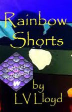 Rainbow Shorts ( my LGBT Short Story  Collection) by elveloy