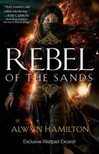 Rebel of the Sands - Exclusive Excerpt and Giveaway by Fantasy