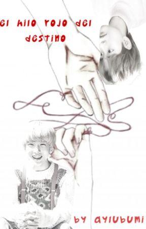 el hilo rojo  by aylubumi