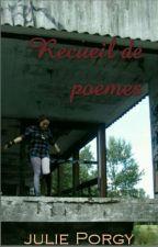 Recueil de poèmes by lee_porgy