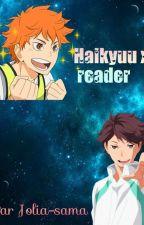haikyuu ! x reader (commande ouvert) by Jolia-sama