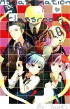Assassination Classroom Headcanon by YuukiAndAiko